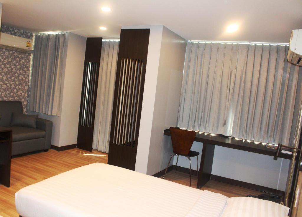 Guestroom YWCA International House Bangkok