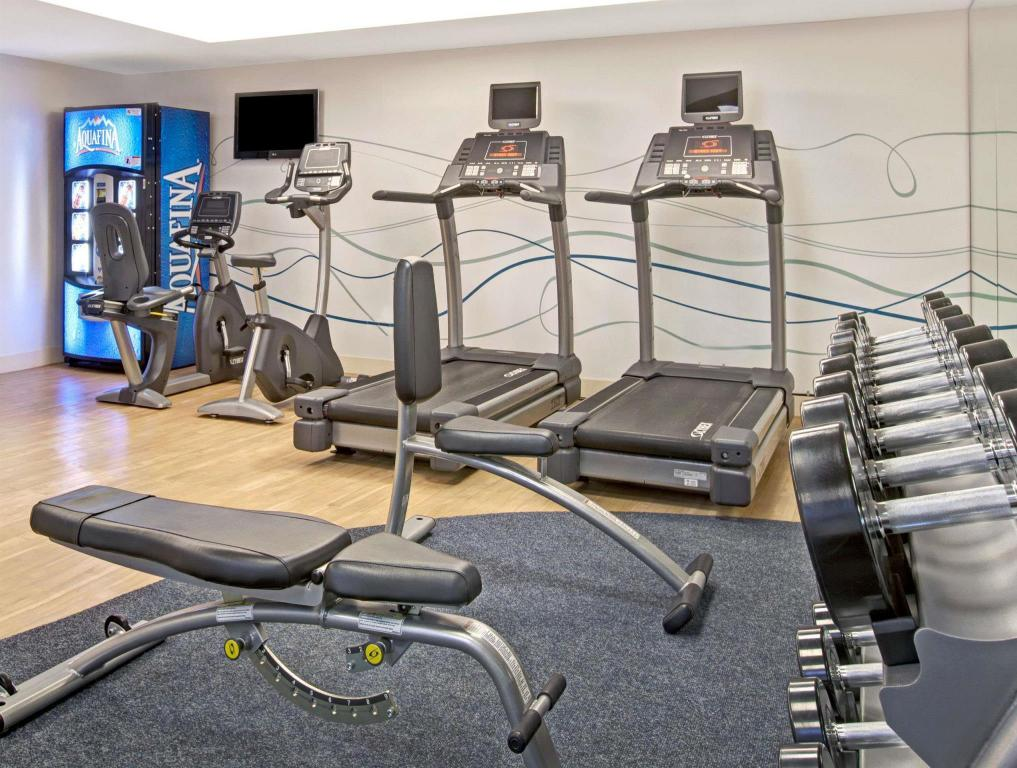 fitness center wyndham garden chinatown - Wyndham Garden Chinatown