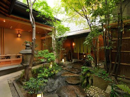 Book Ryoan Kazuki with Luxury Kyoto Collections KADEN in Japan - 2019 Promos