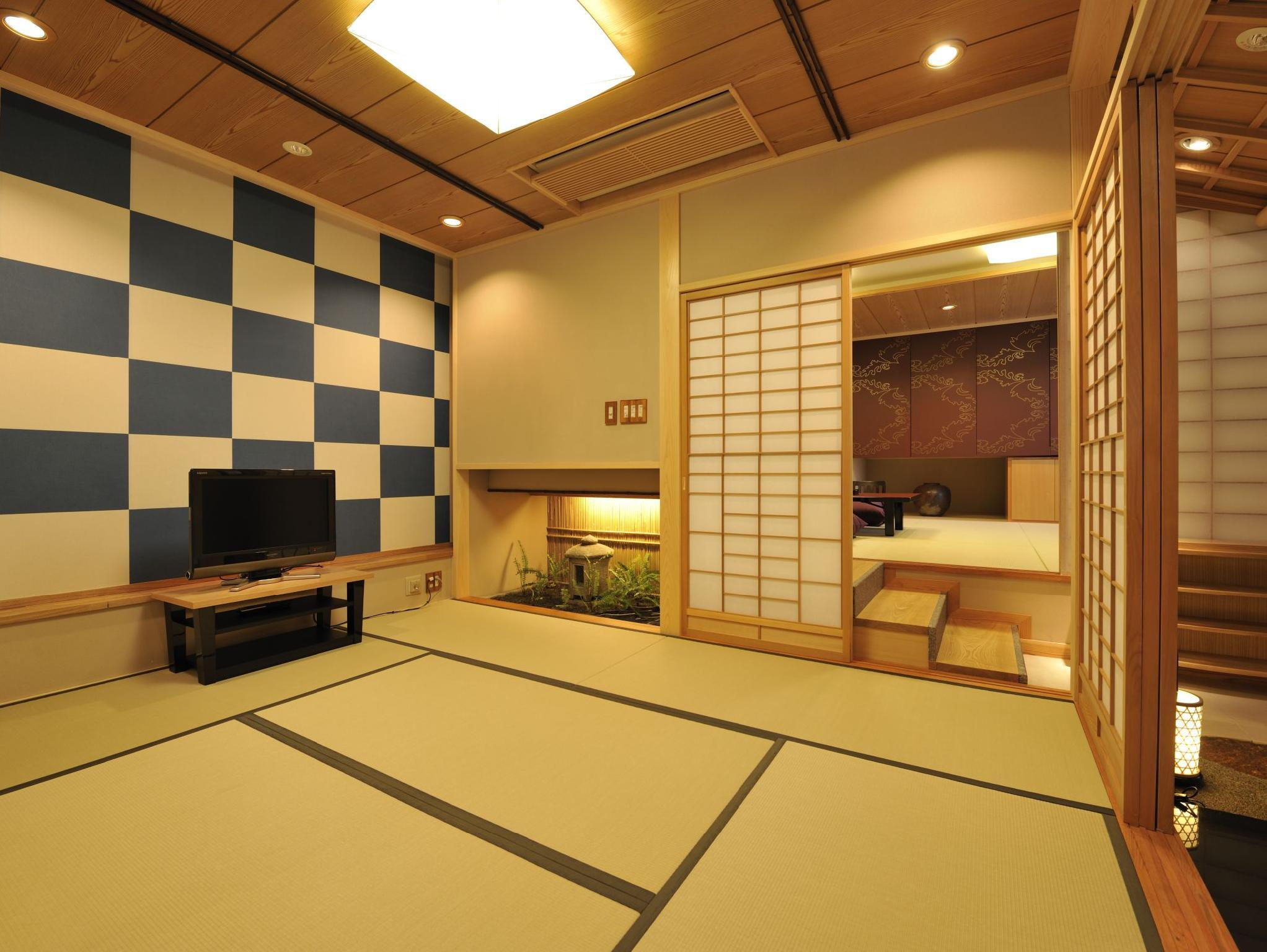 奢華日式客房 (Luxury Japanese Style Room)