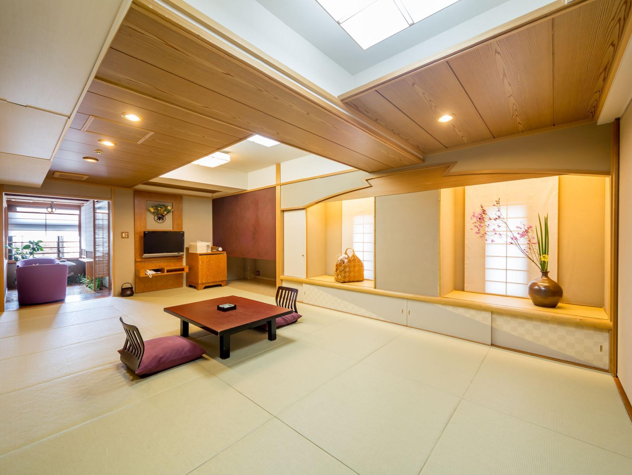 奢華日式大型客房 (Luxury Japanese Style Large Room)