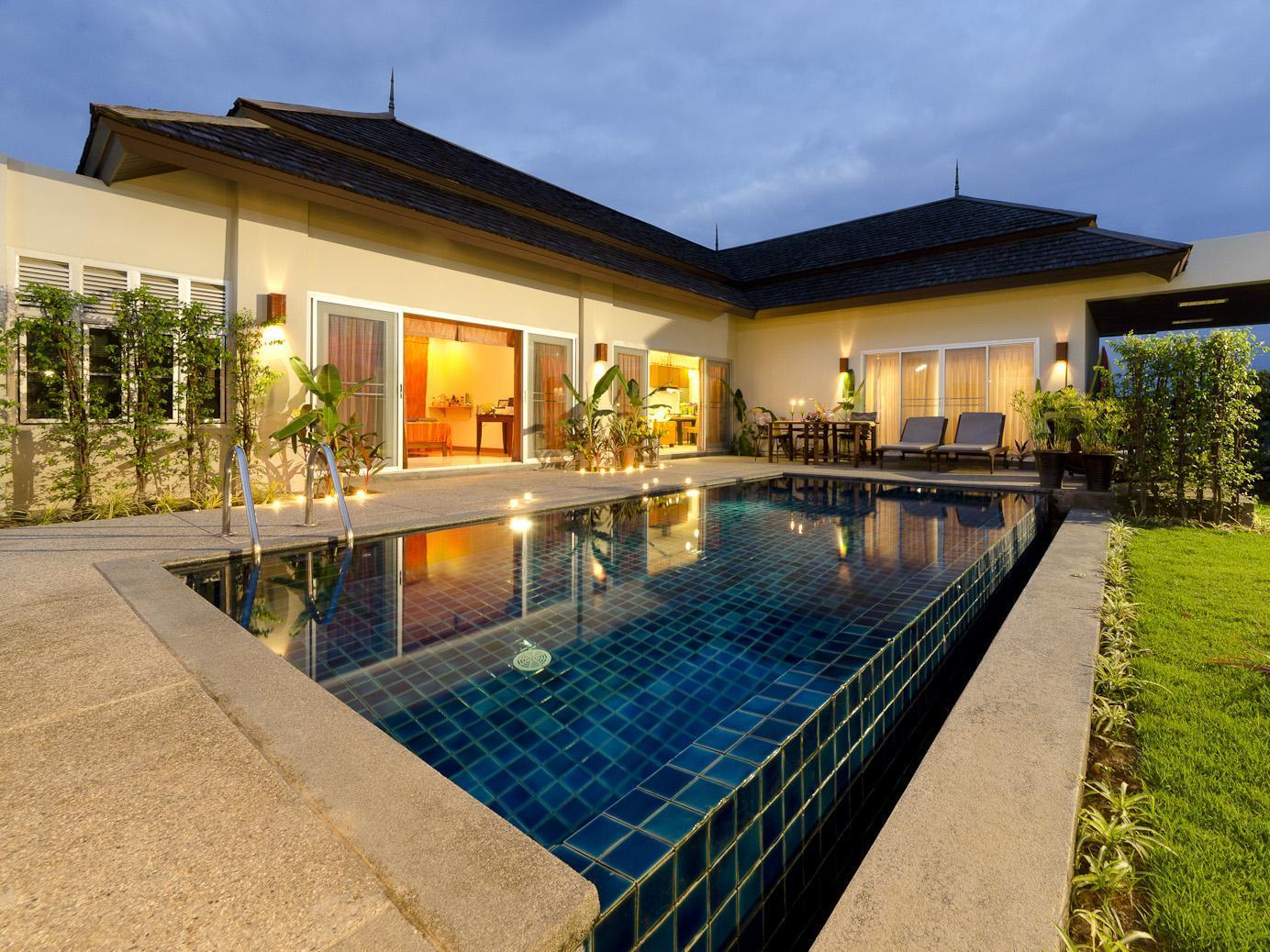 Executive Villa med pool (Executive Pool Villa)