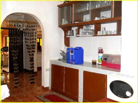 Interior view Tameta Pension House