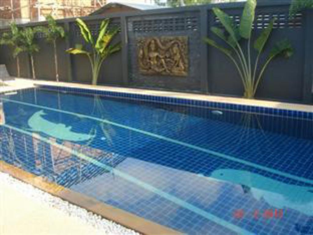 Swimming pool Nid's Bungalows
