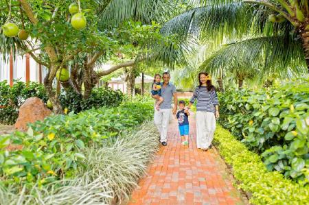 Family Garden View Villa - View Hoi An Silk Marina Resort and Spa