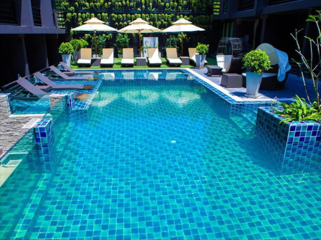 Swimming pool Aspira Samui Hotels and Resorts