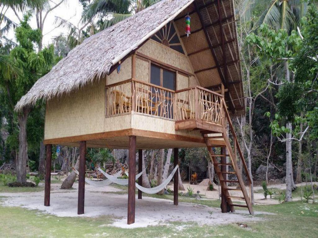 Native Cottage Sangat Island Dive Resort