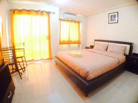 Standard Double Bed Banchang Apartment and Hotel