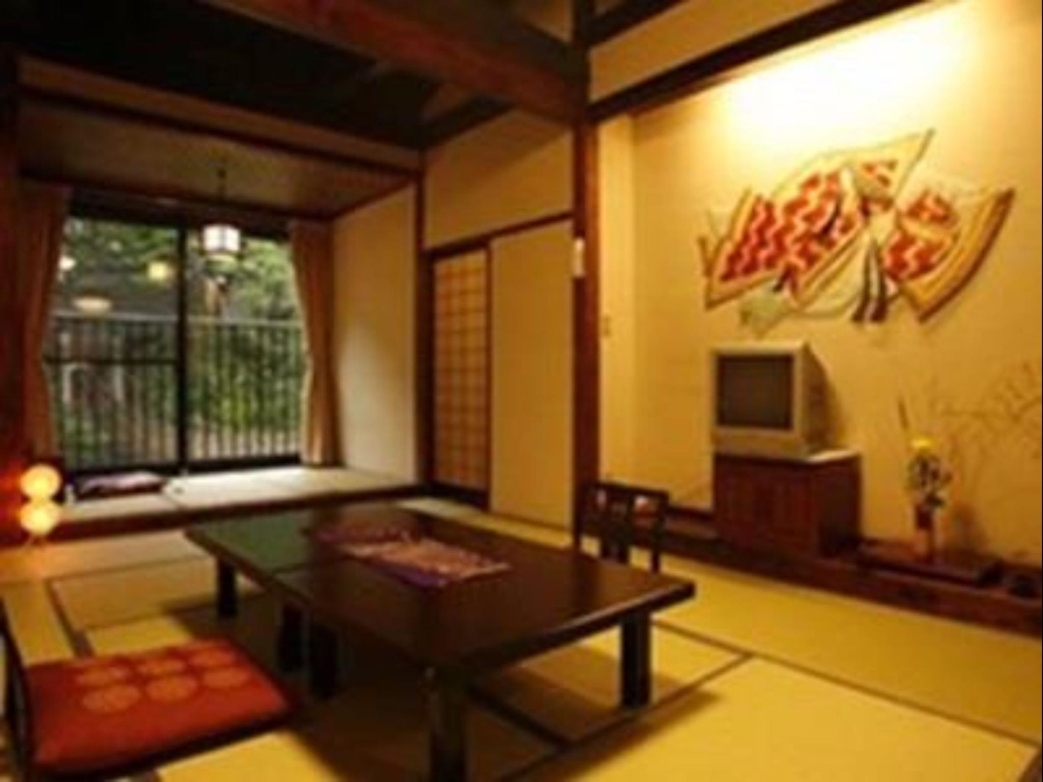 Main Building Japanese Style Room with Bathroom