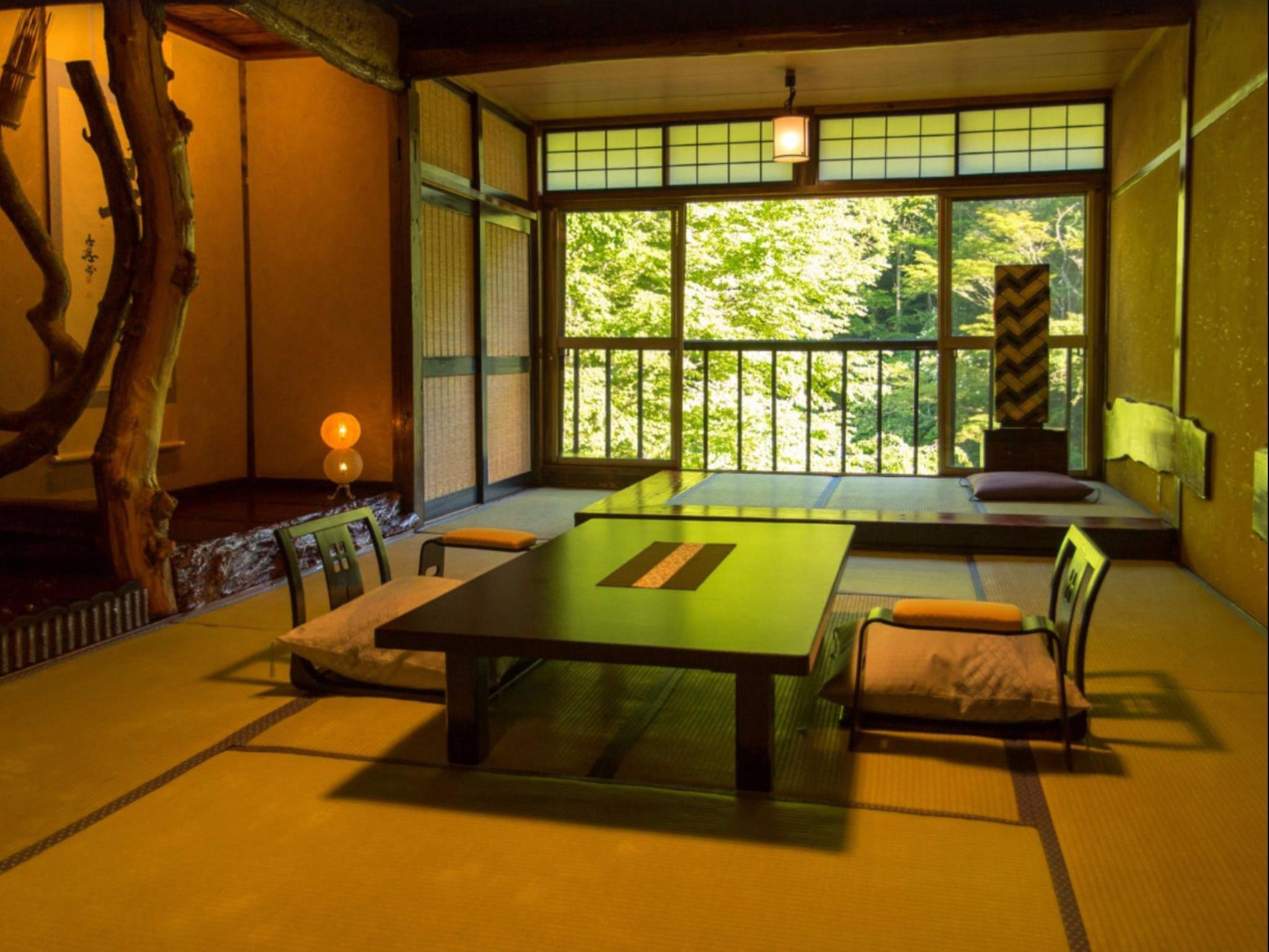 Main Building Japanese Style Room without Bathroom