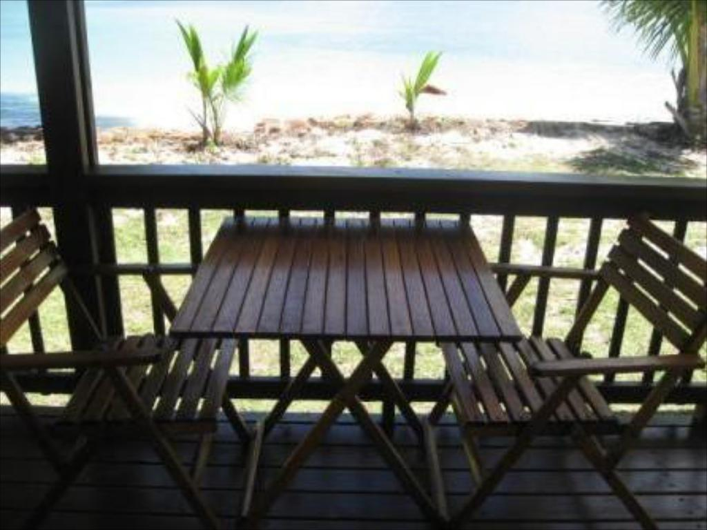 Pirate's Cove Bungalow - Double - View Iles Des Palmes Eco Resort