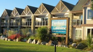 Fiordland Lakeview Motel & Apartments