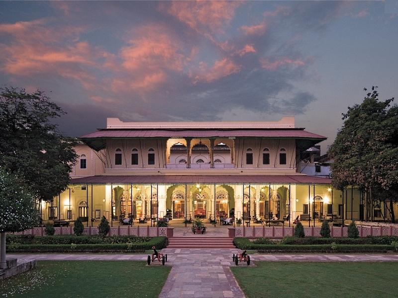 Castle Kanota Hotel in Jaipur - Room Deals, Photos & Reviews