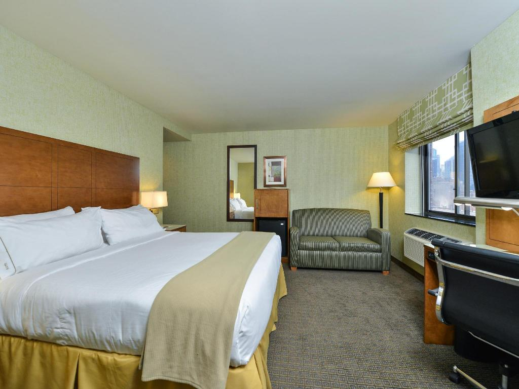 Интериор на хотела Holiday Inn Express Manhattan Midtown West