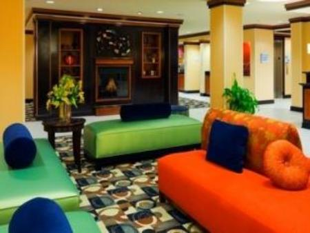 Lobby Holiday Inn Express Fort Lauderdale Airport South