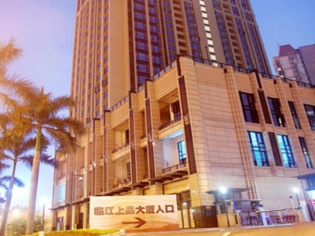 7 Days Inn Guangzhou Fang Cun Branch Tianhe District Map And Hotels In Tianhe District Area Guangzhou