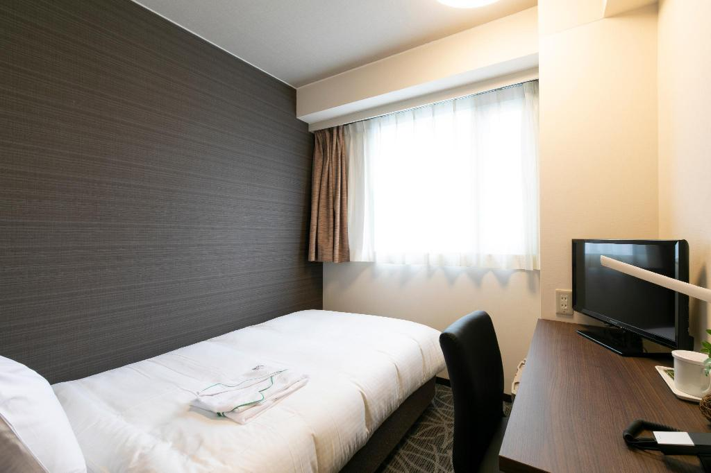 Single - Smoking - Bed Hotel Silk Tree Nagoya