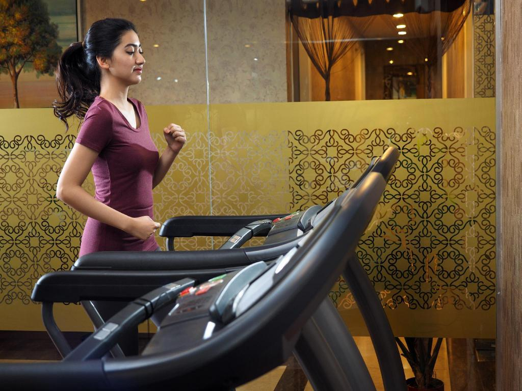 Fitness center Karibia Boutique Hotel