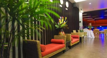 Lobby Aspira Samui Hotels and Resorts