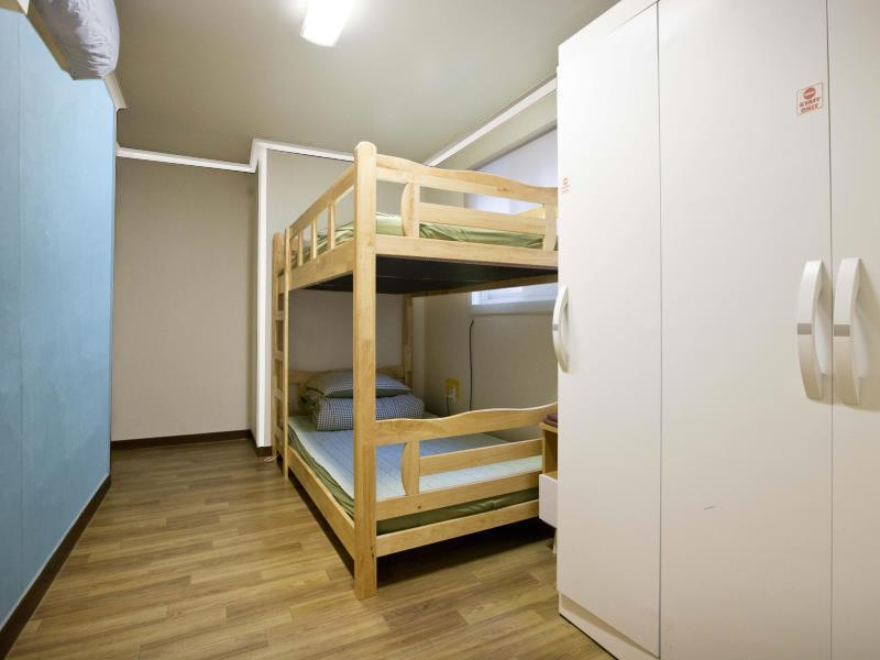 Bunk Bed with Bath