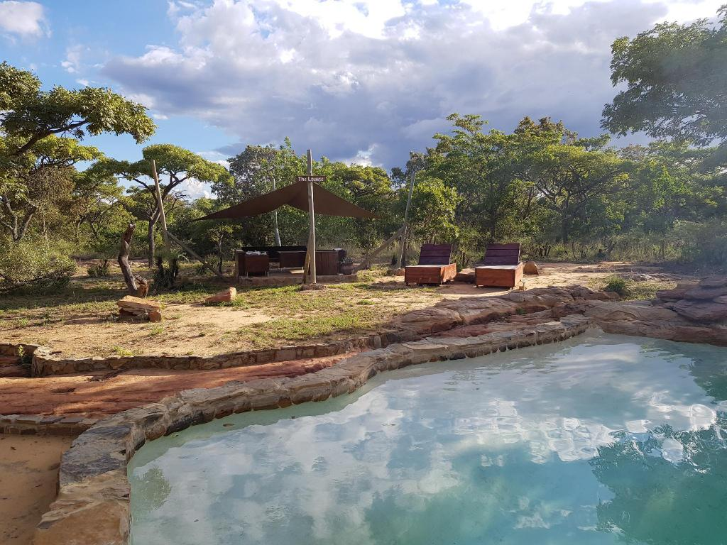 Fuajee Ama Amanzi Bush Lodge