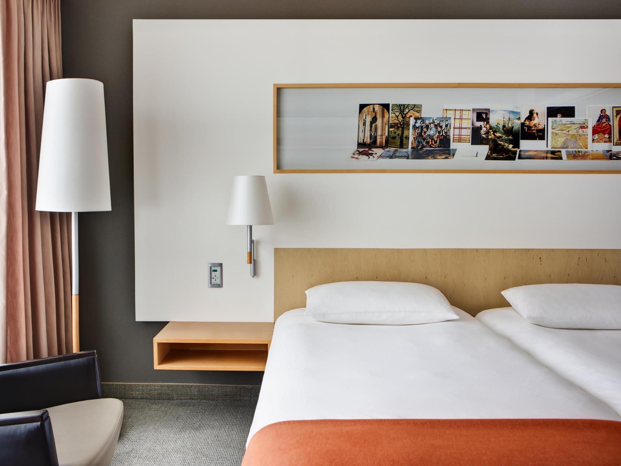 Das Steigenberger Airport Hotel Amsterdam in Amsterdam buchen