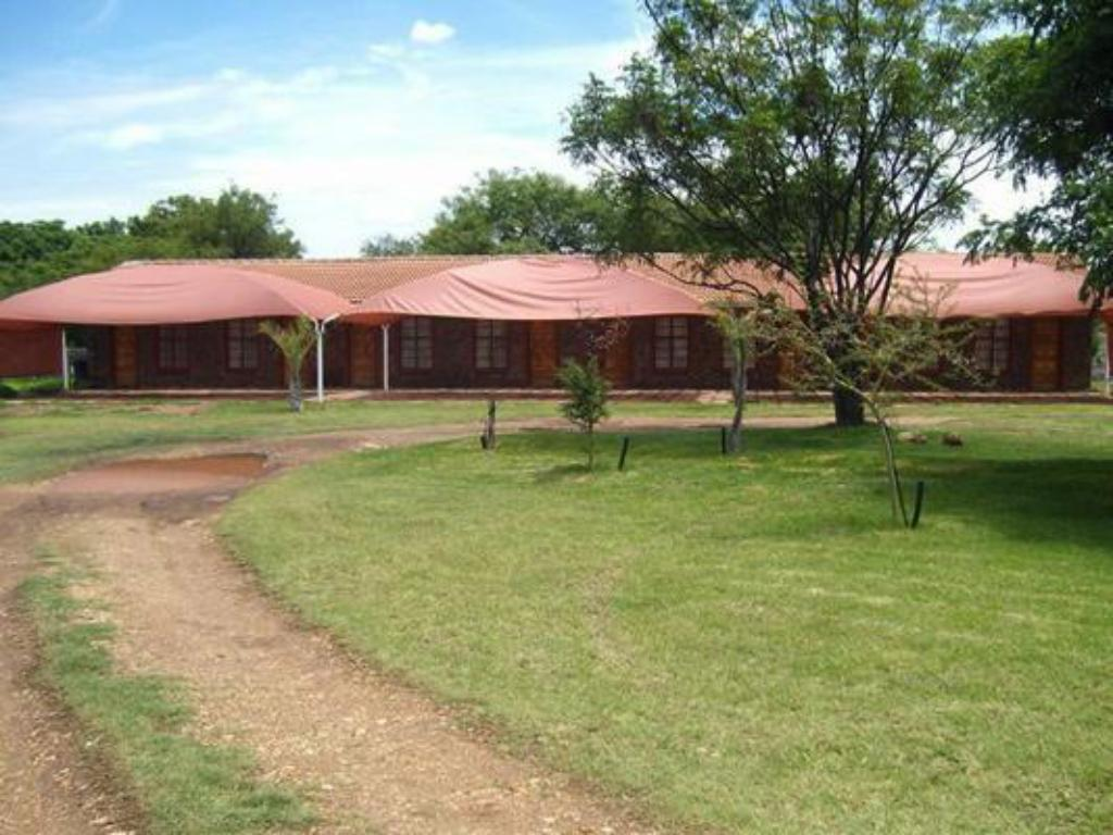 Double Room - View Limpopo Lodge