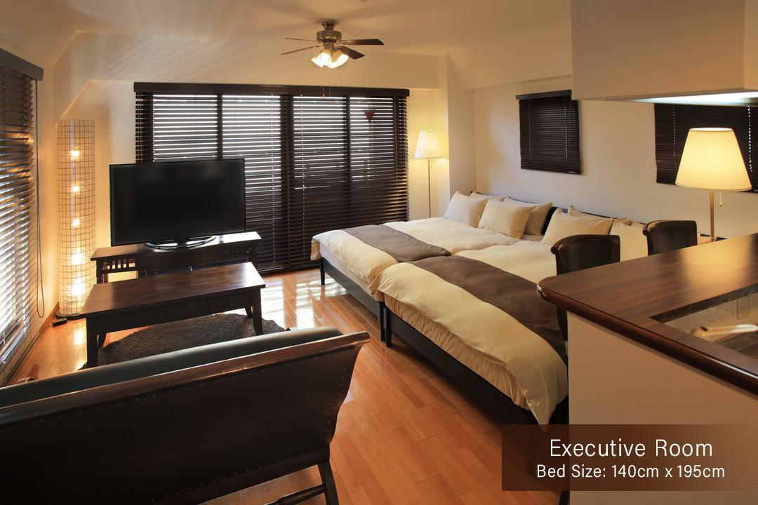 Executive Room for 4 People