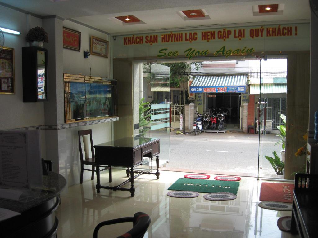 Vista interior Huynh Lac Hotel Can Tho