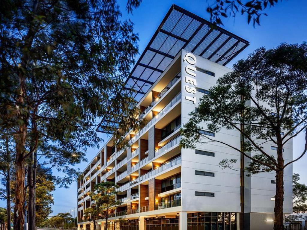 Quest Apartments Sydney Olympic Park