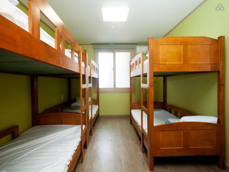 Dormitory for 6 persons (Male)