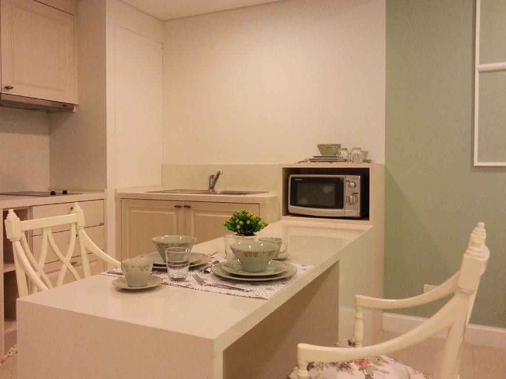 1 Bedroom Apartment - Kitchen Marrakesh Hua Hin Serviced Apartment