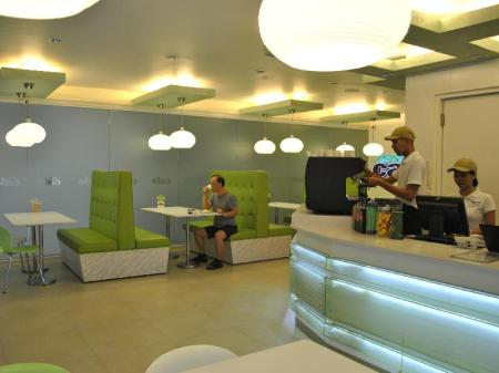 Kafe Orion Hotel