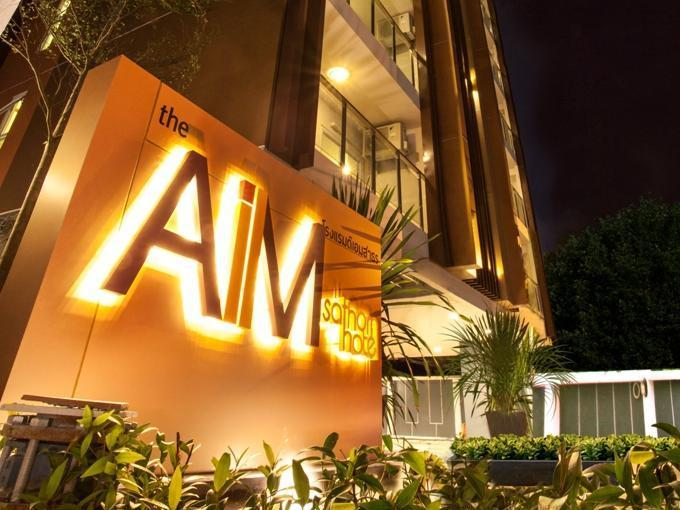 the aim sathorn hotel bangkok room deals reviews photos rh agoda com