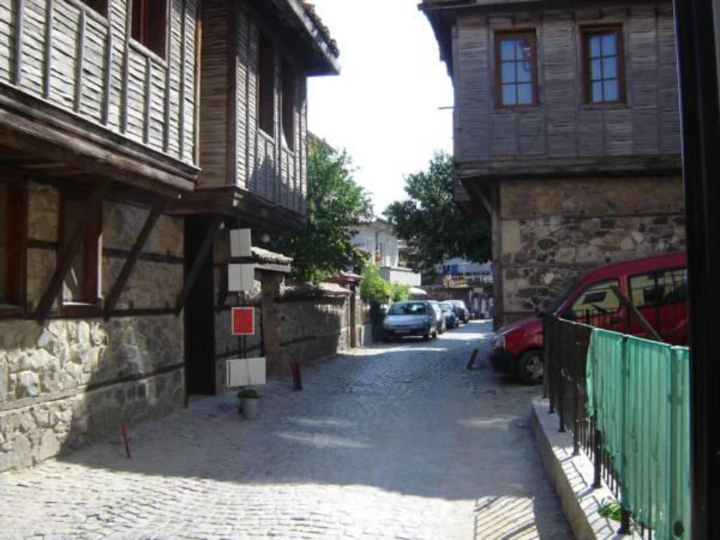 外部景觀 Apartment Old Town Sozopol