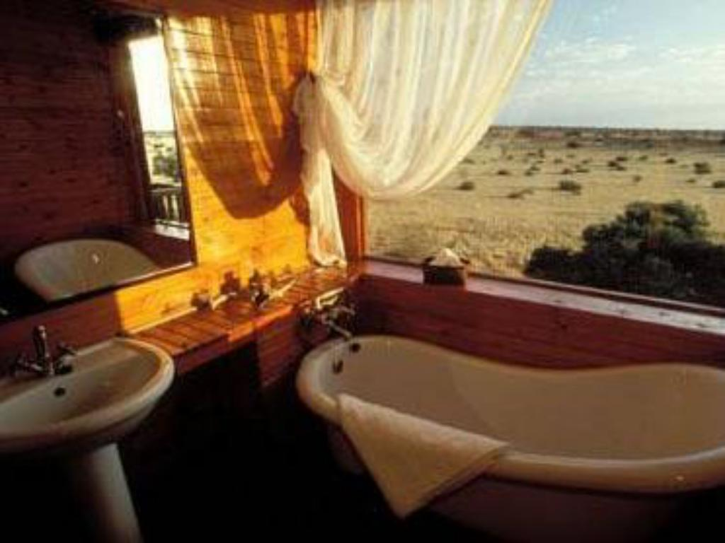 Bathroom Bagatelle Kalahari Game Ranch Resort
