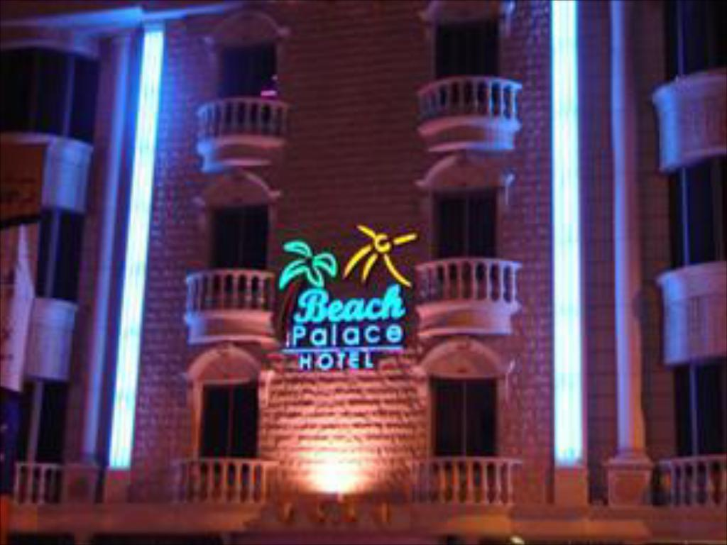 Mais sobre Beach Palace Hotel
