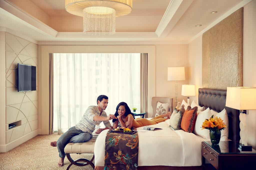 More about Fairmont Makati