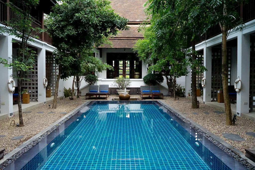 Swimming pool [outdoor] Le Sen Boutique Hotel