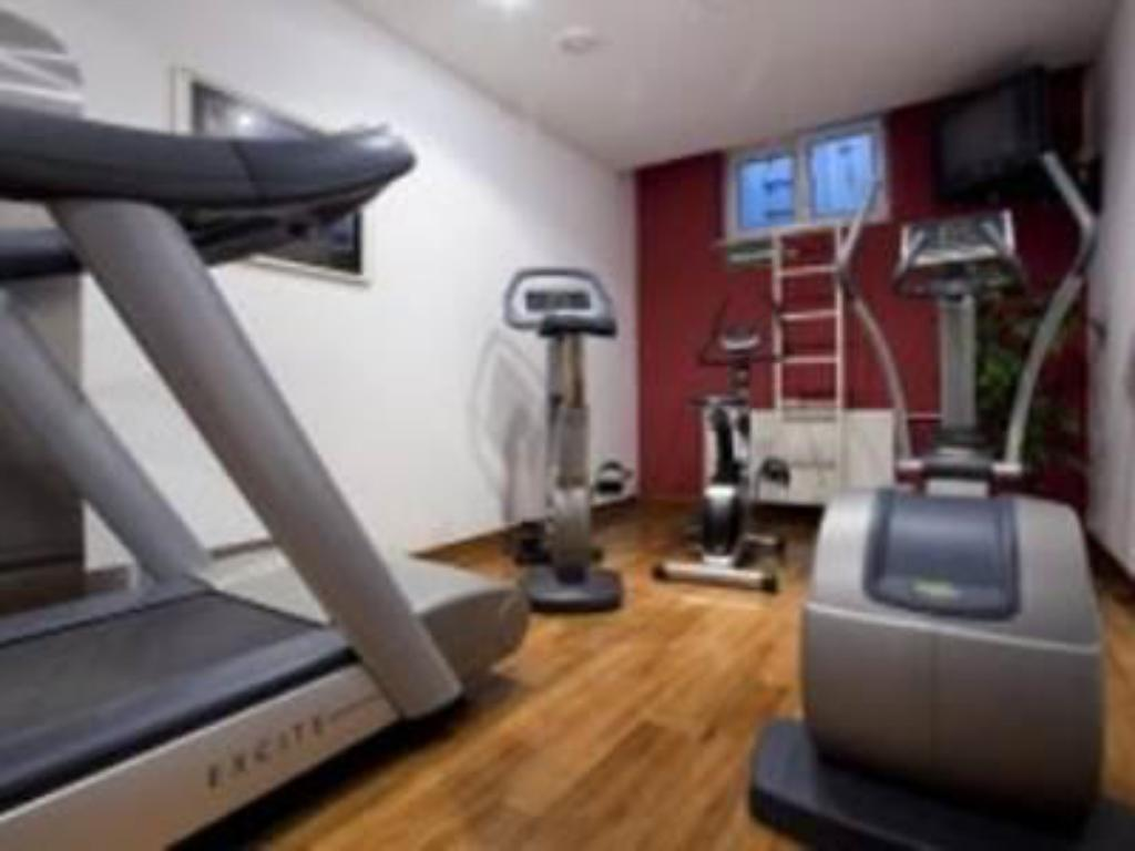 Fitness center 4mex Inn