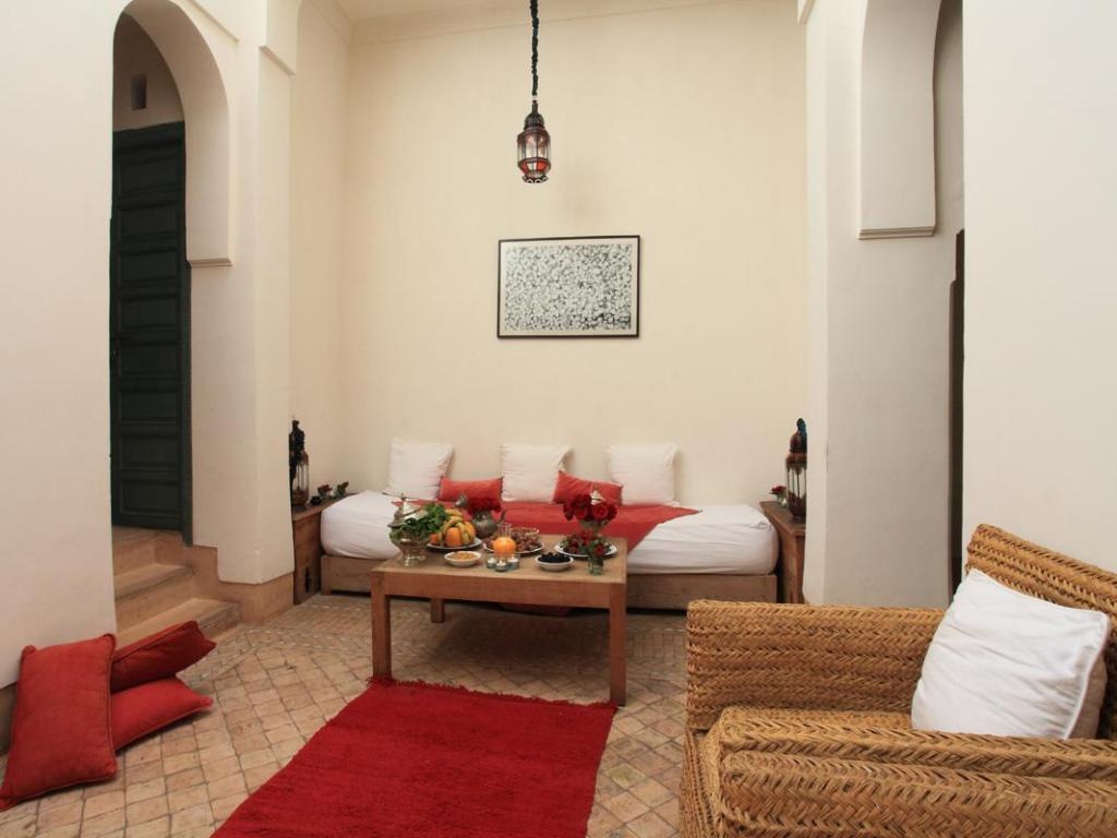 Interior view Dar Aicha Guest House