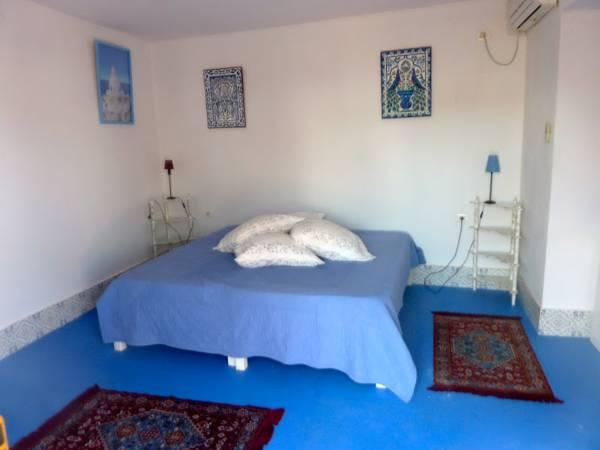 "Двухместный номер ""Сиди-Бу-Саид"" (Sidi Bou Saïd Double Room)"
