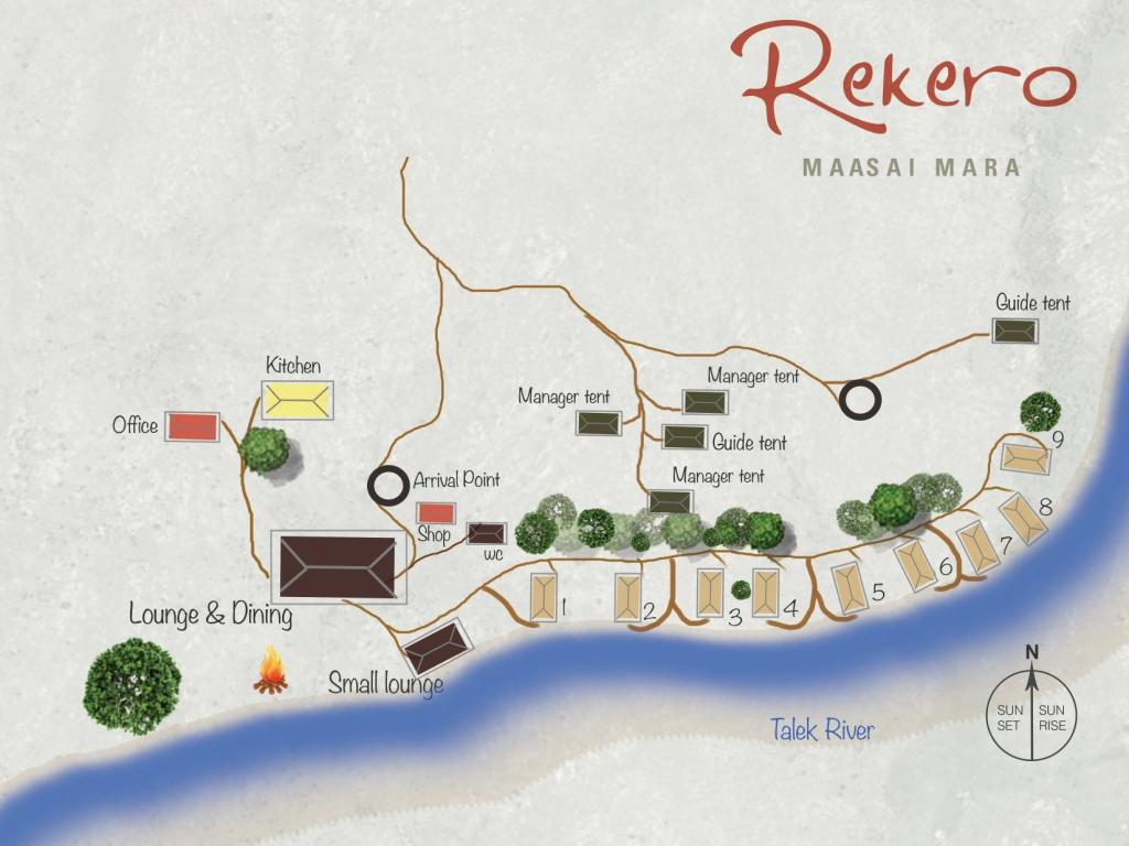 More about Rekero Camp Hotel