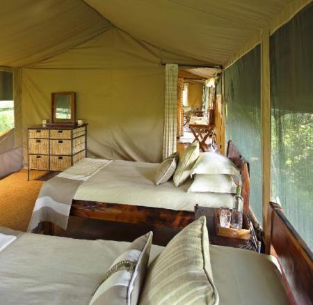 Tent Game Package All inclusive Rekero Camp Hotel