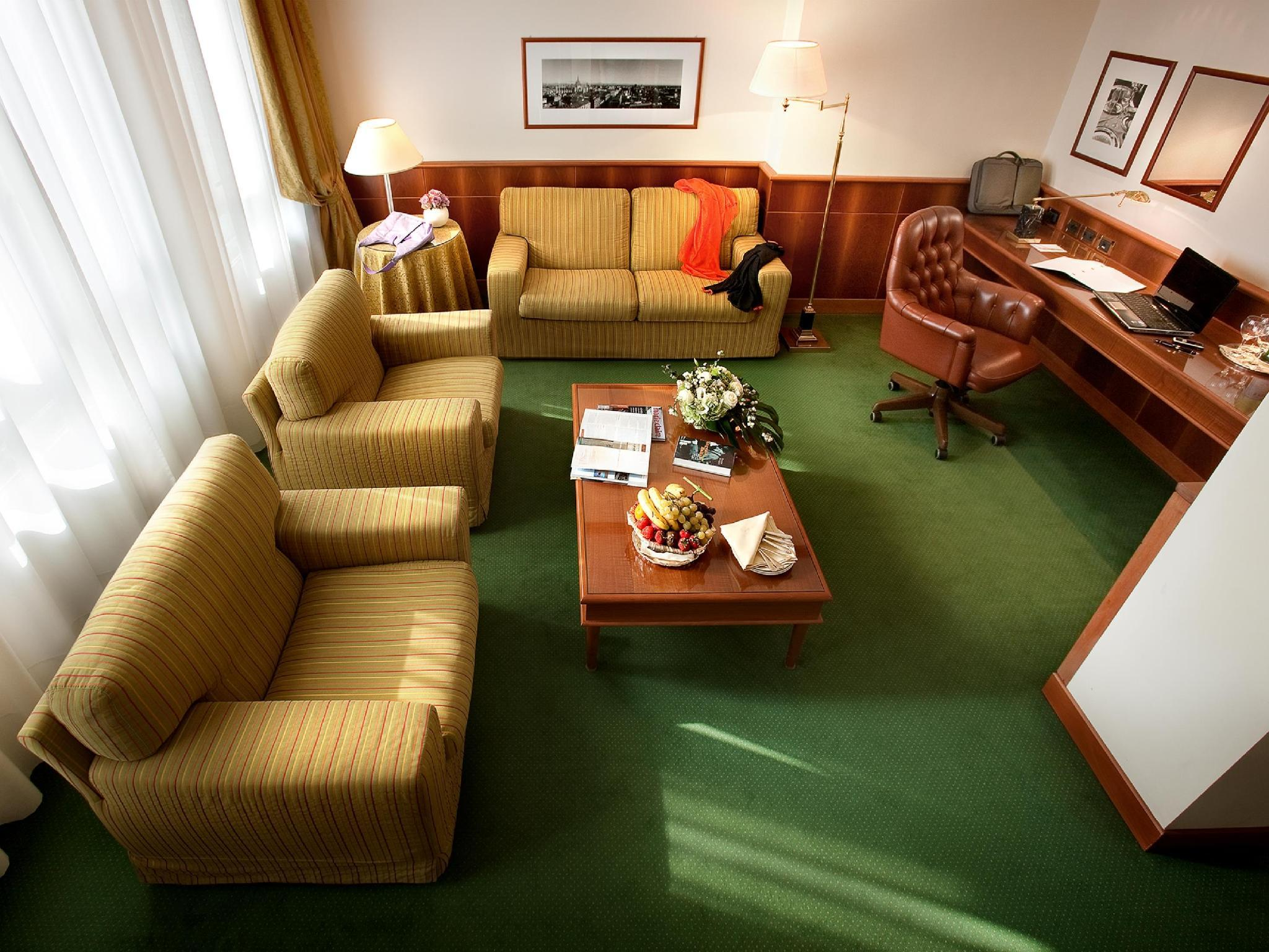 Juniorsuite (3 voksne) (Junior Suite (3 Adults))