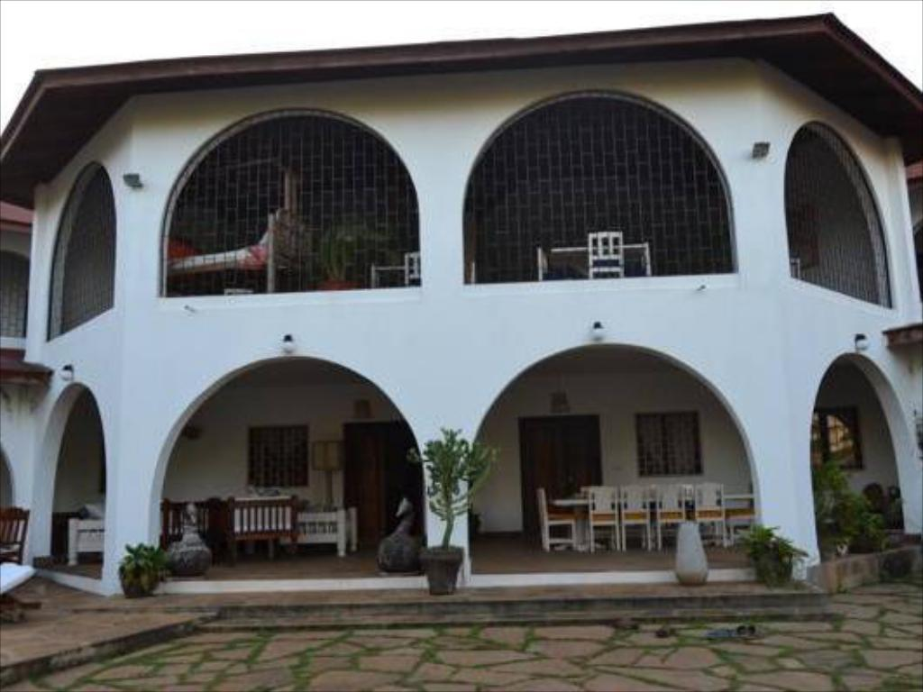 giraffe house malindi Kenya