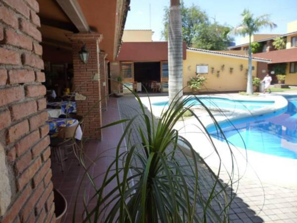 Swimming pool Hacienda La Noria