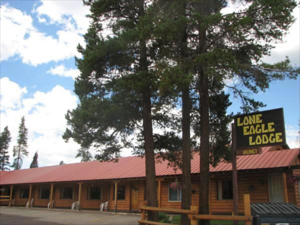 Lone Eagle Lodge