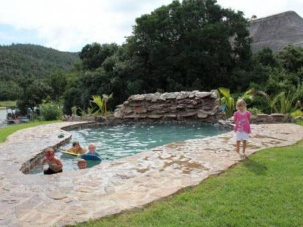 Swimming pool Mansfield Game Reserve