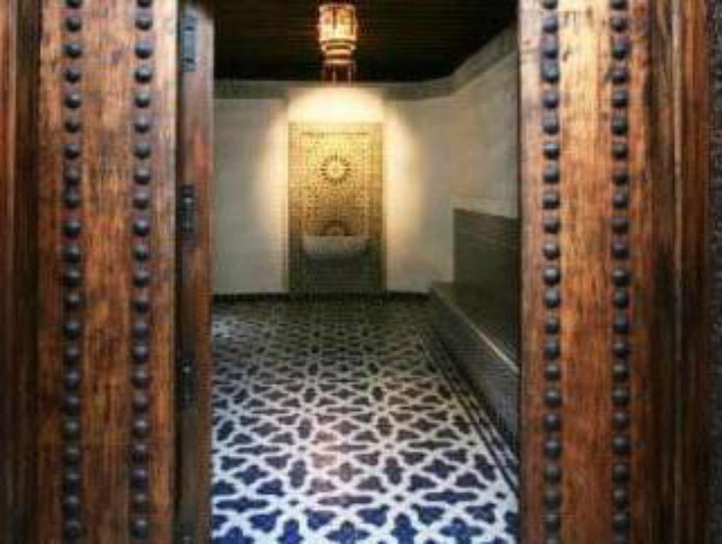 Interior view Riad Misbah